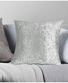 Crushed Decorative Pillow, 18 x 18