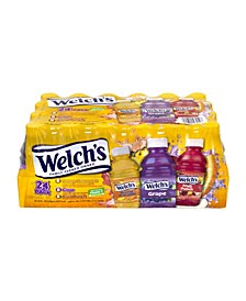 Juice Variety Pack, 10 oz, 24 Count