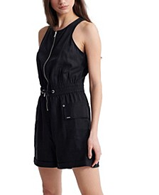 Women's Nevada Halter Playsuit
