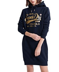 Core Graphic Sweatshirt Dress