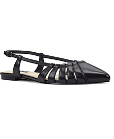 Nine West Betsey Slingback Flats