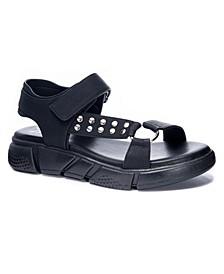 Align Studded Women's Footbed Sandal