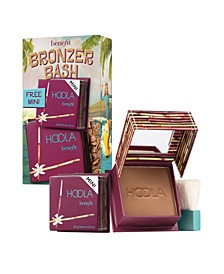 Hoola Bronzer Bash Set