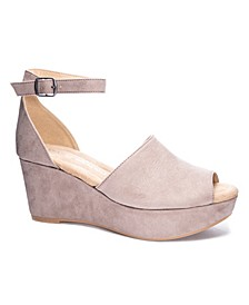Women's Dl Dara Wedge Sandals