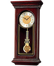 Pendulum & Chimes Wall Clock