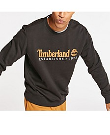Men's Essential Established 1973 Crew Sweatshirt