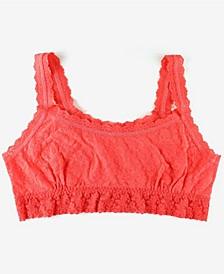 Women's Plus Size Signature Lace Crop Cami