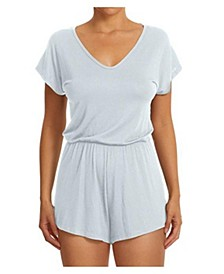 Women's Modal T-shirt Romper