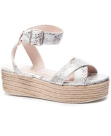 Women's Zala Platform Wedge Sandals