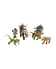 Ultimate Dino Battle Set with Figures