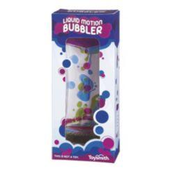 Toysmith Liquid Motion Bubbler Various Colors