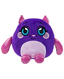 Squeezy, Squishy, Moldable Plush, Stuffed Animal, Cat