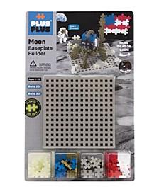 - Moon Baseplate Builder Building Set