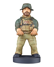 Cable Guy Charging Controller and Device Holder - Captain Price from Call Of Duty