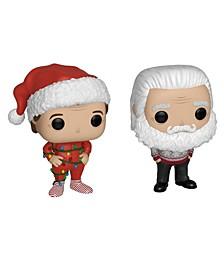 Pop Disney The Santa Clause Movie Collectors Set 1 - Santa Clause Santa Clause with Lights