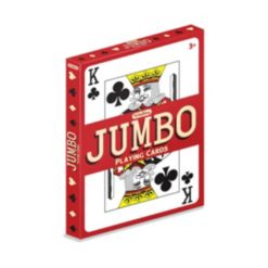 Schylling Jumbo Playing Cards
