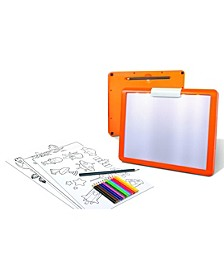 Studio Mercantile Toy Kids Tracing Tablet LED