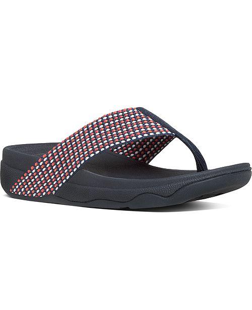 FitFlop Women's Surfa Toe-Thongs Sandal