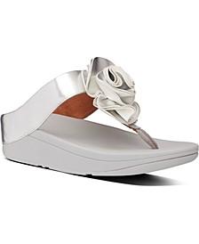 Florrie Toe-Post Sandals