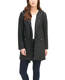 Levi's Midweight Rubberized Rain Fishtail Parka Jacket