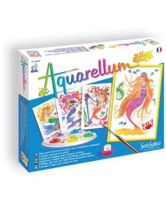 SentoSphere Usa Aquarellum Junior - Mermaids