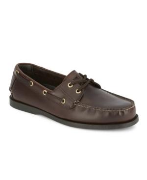 Men's Vargas Classic Hand Sewn Boat Shoes Men's Shoes