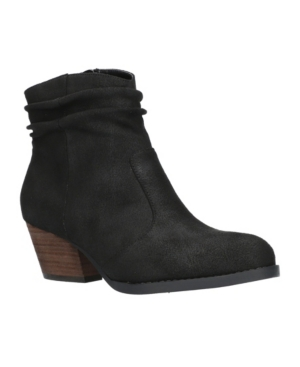 Helena Slouch Booties Women's Shoes