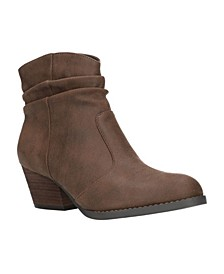Helena Slouch Booties