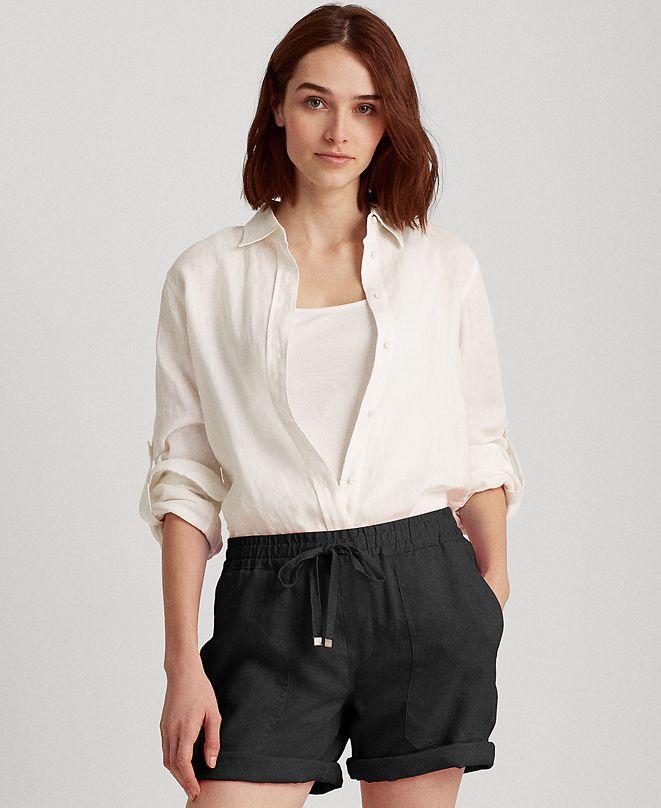 Lauren Ralph Lauren Linen Shirt