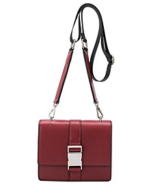 Stalking Gia Vegan Leather Small Crossbody