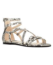 Lorna Flat Sandals