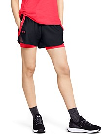 Women's Play Up 2-in-1 Shorts