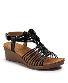 Taren Wedge Sandals