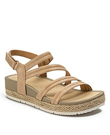 Marda Rebound Technology Wedge Sandals