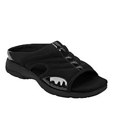 Women's Traciee Flat Slide Sandals