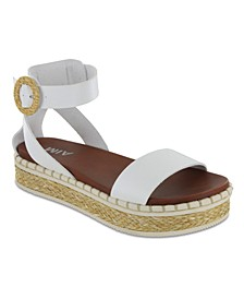 Deandra Flatform Sandals