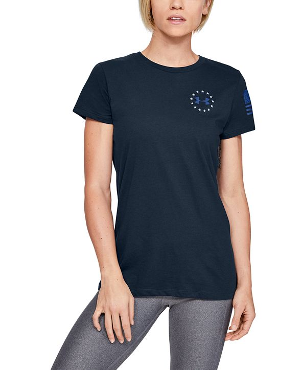 Under Armour Women's Academy Graphic T-Shirt
