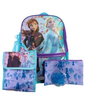 Bioworld Frozen Backpack, 5 Piece Set