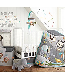 Baby Zambezi Crib Bedding Set of 5
