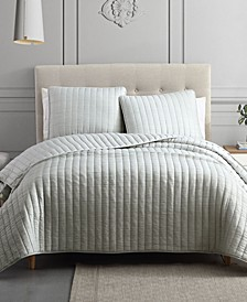 Moonstone 3 Piece King Coverlet Set
