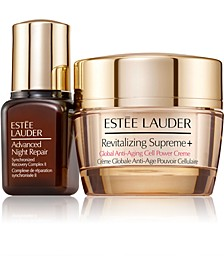 Receive a 2pc Skincare Gift with any $75 Estée Lauder Purchase (A $44 Value!)
