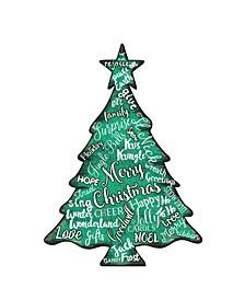 Merry Christmas Tree Garden
