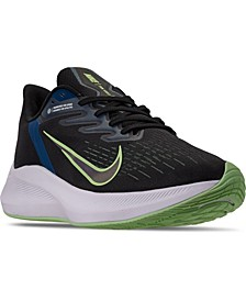 Men's Air Zoom Winflo 7 Running Sneakers from Finish Line