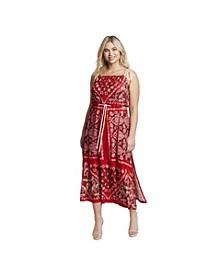 Women's Plus Decision Dress