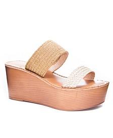 Wind Women's Wedge Sandals