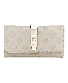 Peony Classic Multi Clutch Wallet