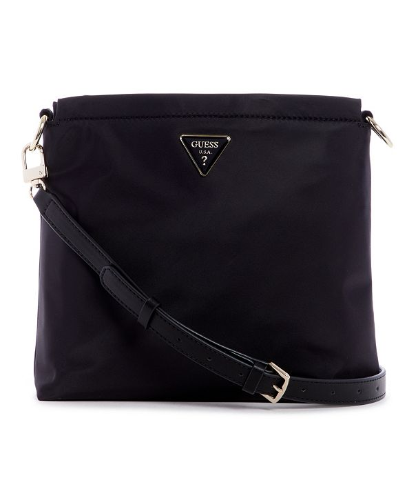 GUESS Jaxi Nylon Tourist Crossbody