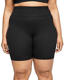 Air Plus Size Bike Shorts