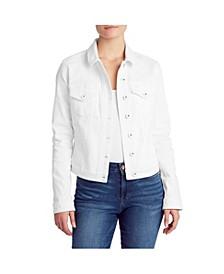 Women's Basic Jean Jacket