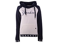 Women's New York Yankees Callback Revolve Hoodie
